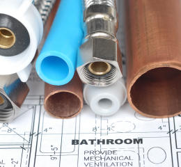 Copper Plumbing and Piping